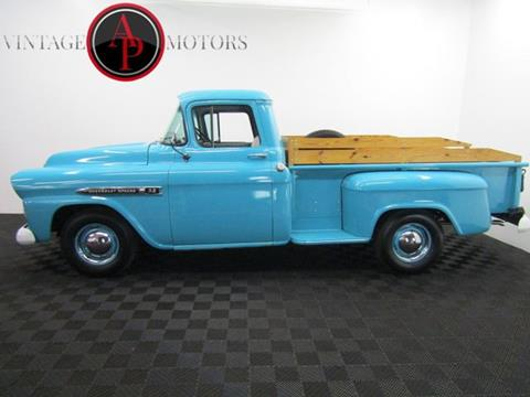 1959 Chevrolet 3100 for sale in Statesville, NC