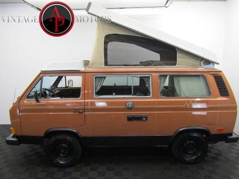 1982 Volkswagen Vanagon for sale in Statesville, NC