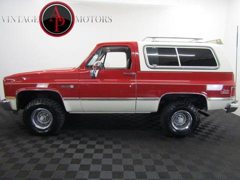 1982 GMC Jimmy for sale in Statesville, NC