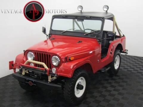 1969 Jeep CJ-5 for sale in Statesville, NC