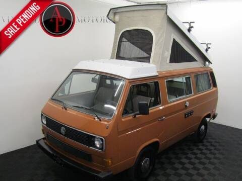 1984 Volkswagen Vanagon for sale at AP Vintage Motors in Statesville NC