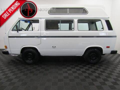 1982 Volkswagen Vanagon for sale at AP Vintage Motors in Statesville NC