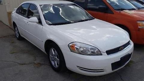 2007 Chevrolet Impala for sale in Arlington, TX