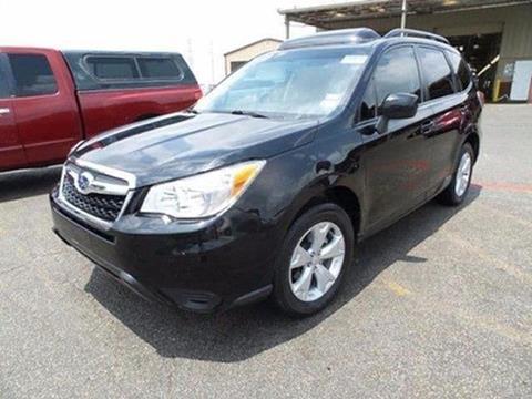 2015 Subaru Forester for sale in Arlington, TX