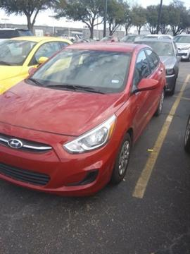 2016 Hyundai Accent for sale in Arlington, TX