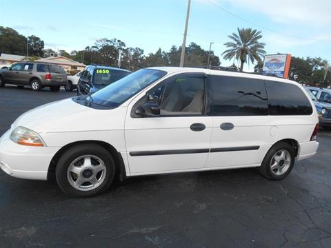 2003 Ford Windstar for sale in Pinellas Park, FL