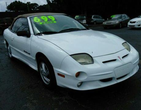 2000 Pontiac Sunfire for sale in Pinellas Park, FL