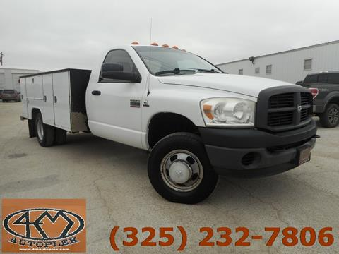 2007 Dodge Ram Chassis 3500 for sale in Abilene, TX