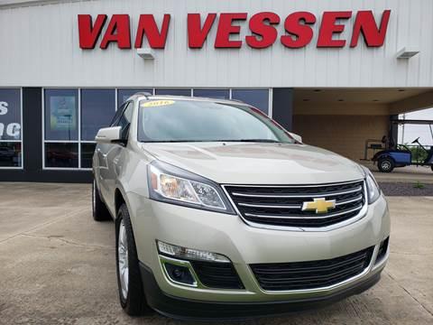 2016 Chevrolet Traverse for sale in Dwight, IL
