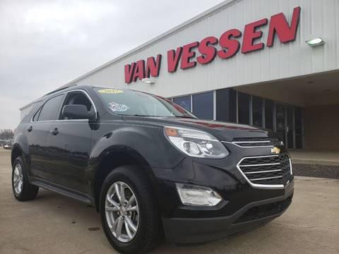 2017 Chevrolet Equinox for sale in Dwight, IL