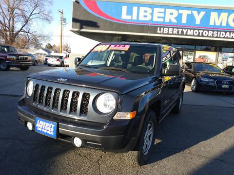 2015 Jeep Patriot for sale in Boise, ID
