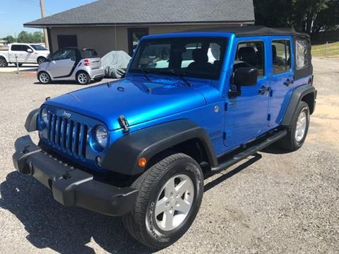 2015 Jeep Wrangler Unlimited for sale in Minneola, FL