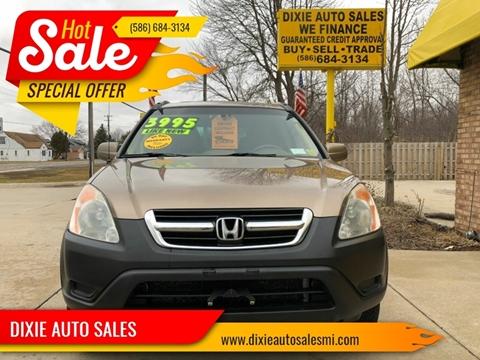 2003 Honda CR-V for sale in Fair Haven, MI
