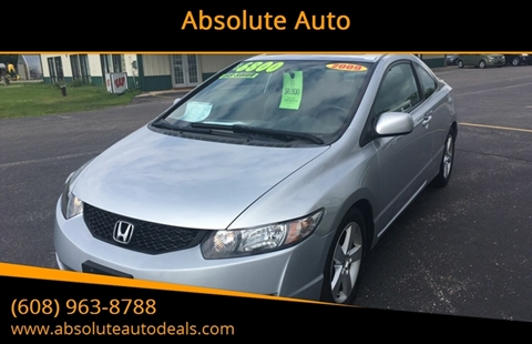 2009 Honda Civic for sale in Baraboo, WI