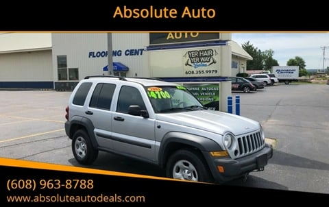 2007 Jeep Liberty for sale in Baraboo, WI