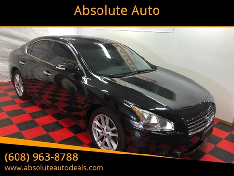 2011 Nissan Maxima for sale in Baraboo, WI