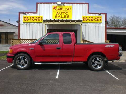 2004 Ford F-150 Heritage for sale in Conroe, TX