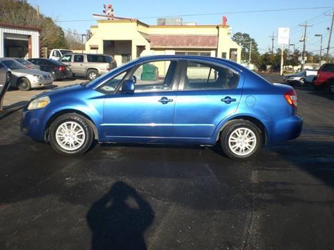 2012 Suzuki SX4 for sale in Conroe, TX