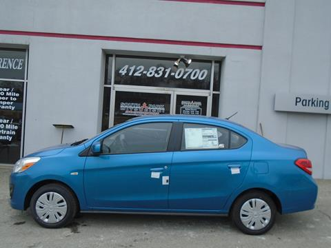 2019 Mitsubishi Mirage G4 for sale in Bethel Park, PA