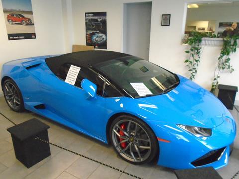 2017 Lamborghini Huracan For Sale In Vancouver Wa Carsforsale Com
