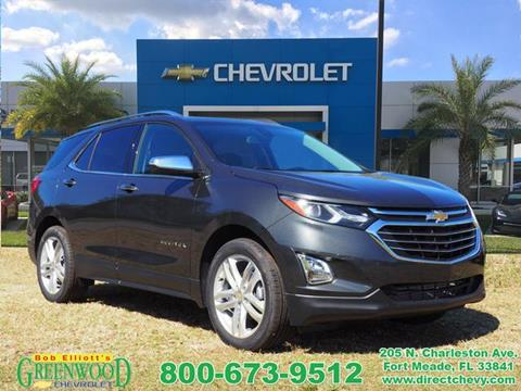 2018 Chevrolet Equinox for sale in Fort Meade, FL