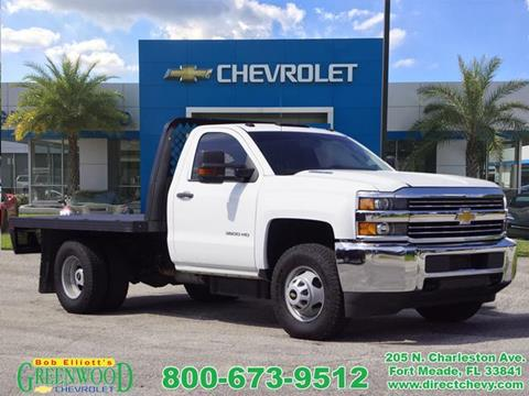 2016 Chevrolet Silverado 3500HD for sale in Fort Meade, FL