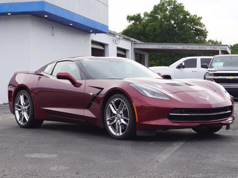 2016 Chevrolet Corvette for sale in Fort Meade, FL