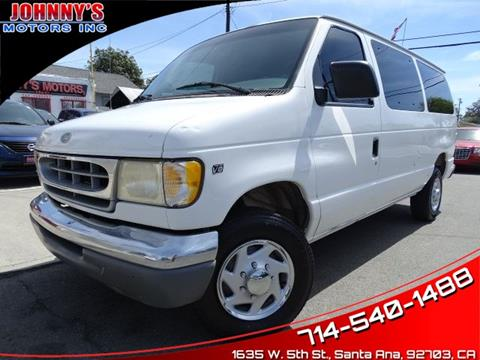 1998 Ford E-350 for sale in Santa Ana, CA