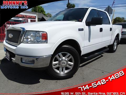 2004 F150 For Sale >> 2004 Ford F 150 For Sale In Santa Ana Ca