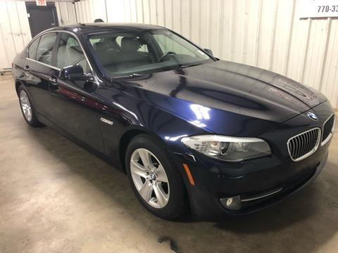 2013 BMW 5 Series for sale in Cartersville, GA