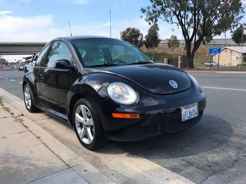 2008 Volkswagen New Beetle for sale at Beyer Enterprise in San Ysidro CA