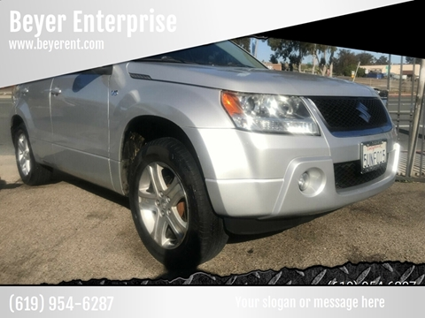 2006 Suzuki Grand Vitara for sale in San Ysidro, CA