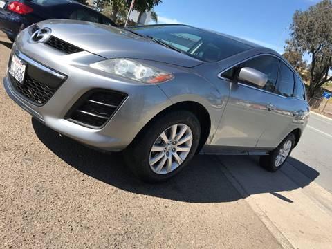 2010 Mazda CX-7 for sale at Beyer Enterprise in San Ysidro CA