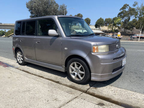 2004 Scion xB for sale at Beyer Enterprise in San Ysidro CA