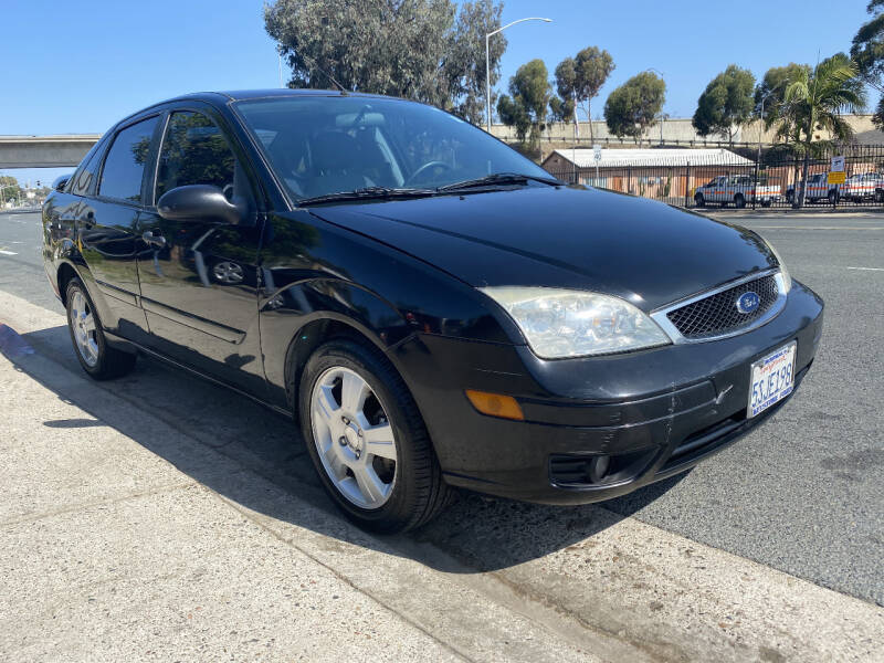 2006 Ford Focus for sale at Beyer Enterprise in San Ysidro CA