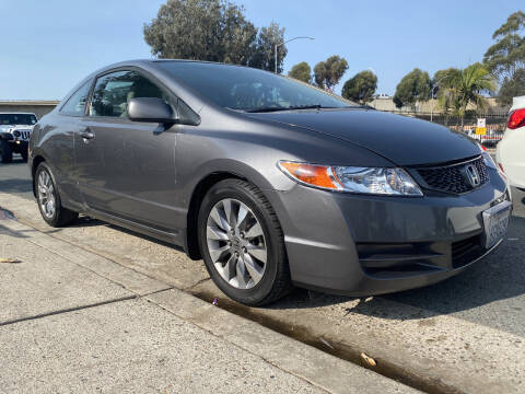 2009 Honda Civic for sale at Beyer Enterprise in San Ysidro CA
