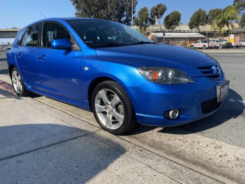 2006 Mazda MAZDA3 for sale at Beyer Enterprise in San Ysidro CA