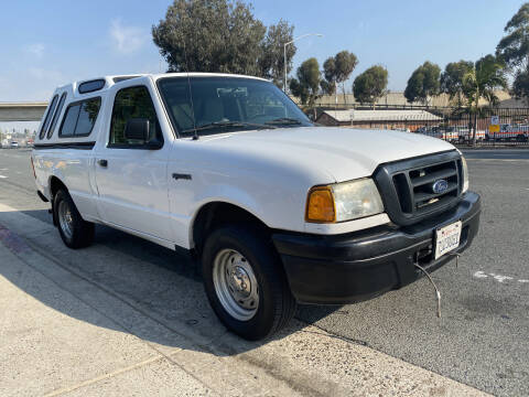 2005 Ford Ranger for sale at Beyer Enterprise in San Ysidro CA