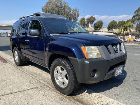 2007 Nissan Xterra for sale at Beyer Enterprise in San Ysidro CA