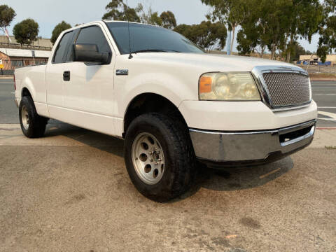 2006 Ford F-150 for sale at Beyer Enterprise in San Ysidro CA