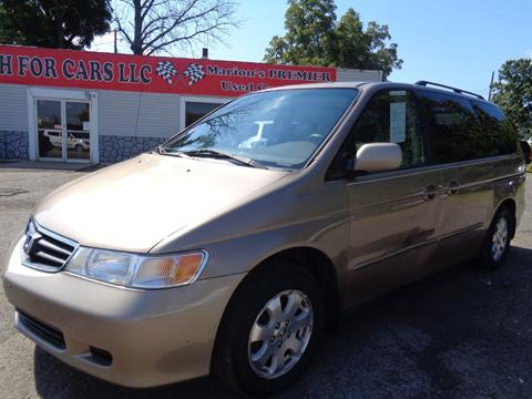2003 Honda Odyssey For Sale At CASH FOR CARS LLC In Marion OH