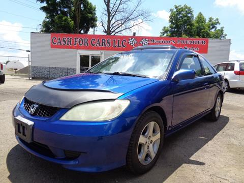 2004 Honda Civic for sale in Marion, OH