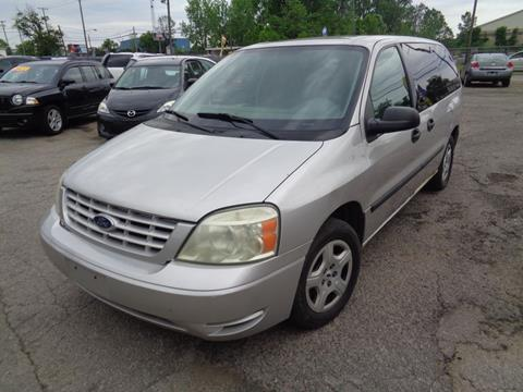 2005 Ford Freestar for sale in Marion, OH