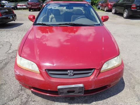 2000 Honda Accord for sale in Marion, OH