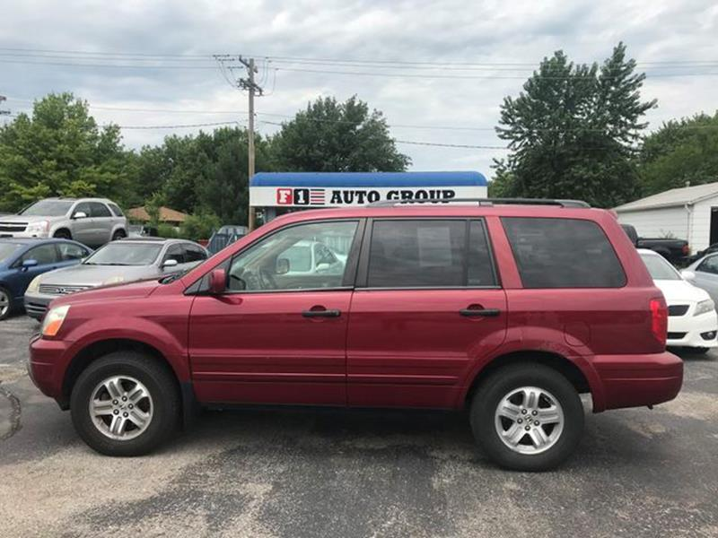 2005 Honda Pilot For Sale At F1 Auto Group In Lincoln NE