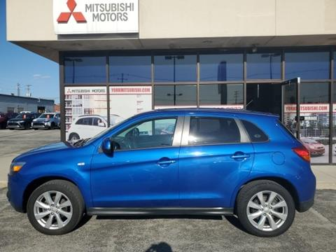 2015 Mitsubishi Outlander Sport for sale in York, PA