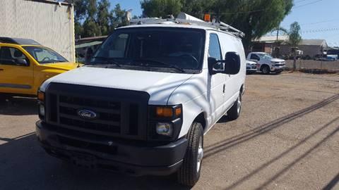 2011 Ford E-Series Cargo for sale in Ramona, CA