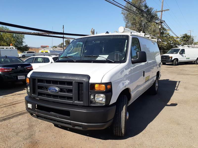 2010 Ford E-Series Cargo for sale in Ramona, CA