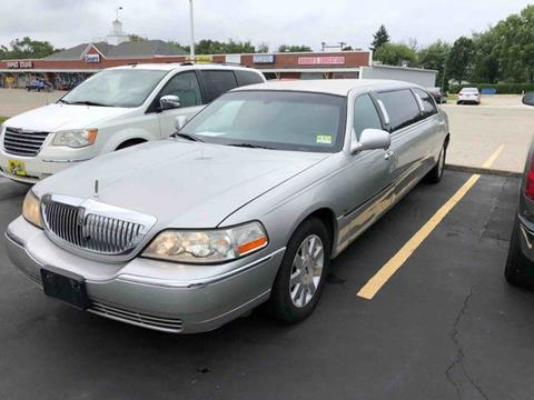 2003 Lincoln Town Car For Sale In Louisville Ky Carsforsale Com