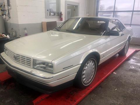 1993 Cadillac Allante for sale in Greenfield, IN
